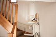 Cairnadrochit cabin stairlift