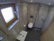 Callater Cabin Bathroom