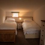 Choinnich cabin bedroom