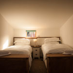 Cairnadrochit cabin bedroom