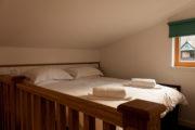 Clunie cabin bedroom