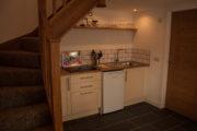 Choinnich cabin kitchen