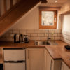 Callater cabin kitchen